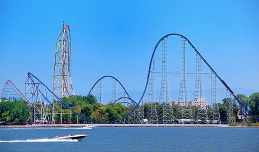 Millennium-Force-Roller-Coaster